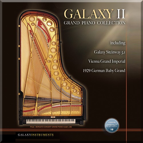 Best Service - Galaxy II Grand Piano Сollection (REPACK)