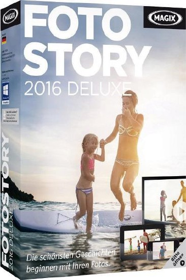 MAGIX Photostory 2016 Deluxe 15.0.5.119 + Content