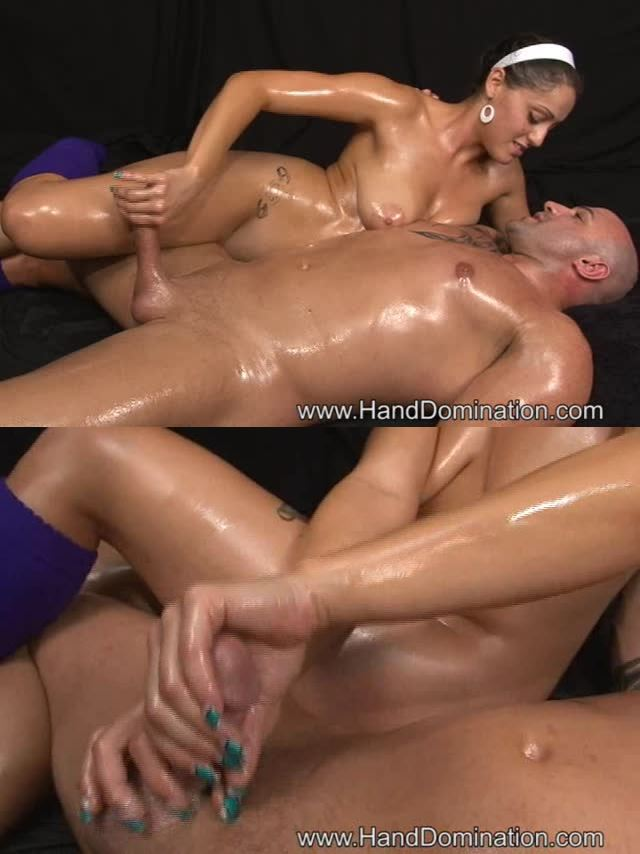 hd- The Passion of Melissa literally pours out of Her - handjobpassion-hi - Melissa Sparks