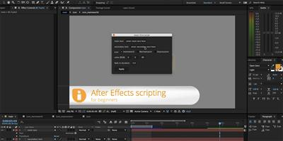 Fxphd  - Scripting in After Effects