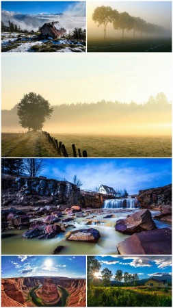 Best nature wallpapers (Big Pack 63)