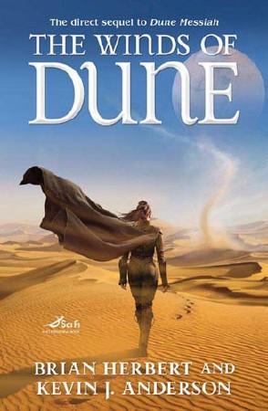 Frank  Herbert  -  The Winds of Dune  (Аудиокнига)