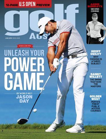 Golf Australia - June 2016