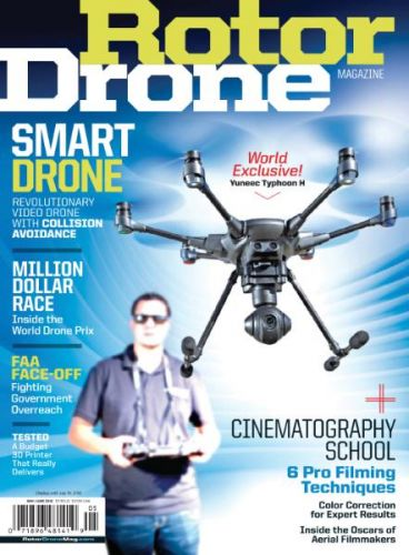 Rotor Drone -- May-June 2016 (True PDF)