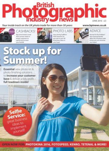 British Photographic Industry News - June 2016