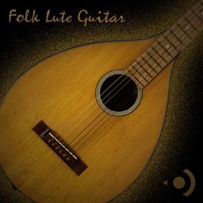 Precisionsound - Folk Lute Guitar KONTAKT