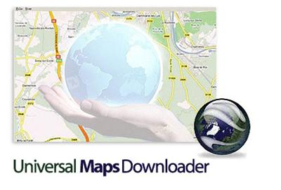 Universal Maps Downloader 9.07 + Portable