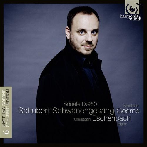 Matthias Goerne, Christoph Eschenbach - Schubert: Schwanengesang (2012) [HDTracks]