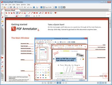 PDF Annotator 6.0.0.604 Multilingual Portable coobra.net