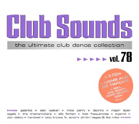 Club Sounds Vol.78(2016)
