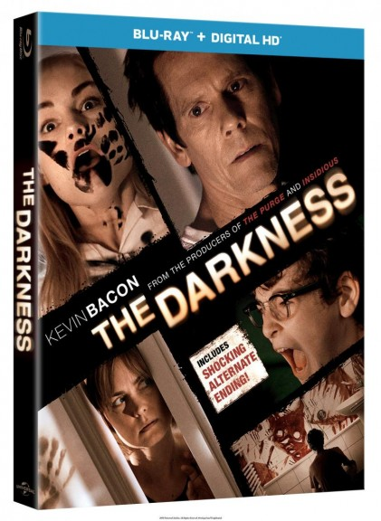 The Darkness (2016) 1080p BRRIP x264-YTSAG