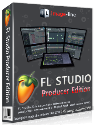 Image-Line FL Studio Producer Edition v20.0.2.465 x86/x64 VSTi