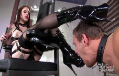 Categoty: High Boots, Leather Boots, Fetish