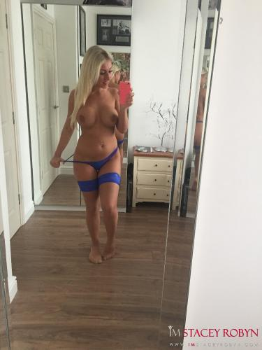 selfie006 Sexy In Blue