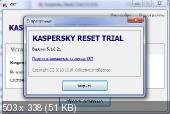Kaspersky Reset Trial 5.1.0.21 Final