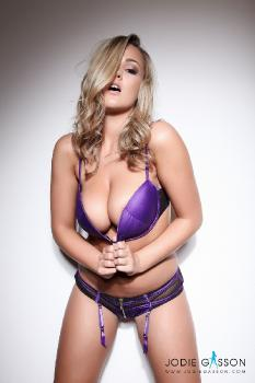 set006 Purple Lingerie 27.10.12