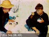 Сказка о Мальчише-Кибальчише / 1964 / DVDRip