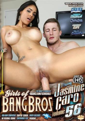 Girls Of Bangbros 56 - Jasmine Caro (2016) WEBRip