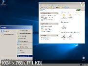 Windows XP Professional SP3 x86 Micro10 v.16.4 by Zab (RUS/2016)