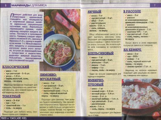 Готовим дома. Спецвыпуск «100 лучших блюд на мангале» (апрель 2016)