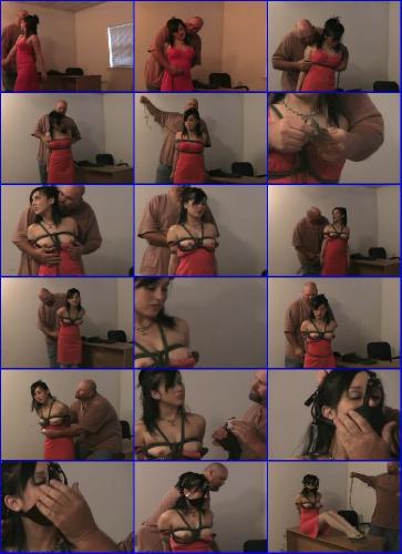 Julie Bondage Toy 2 Part 1 W