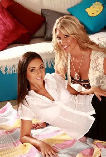 Lexi Lowe Plays With Her Petite Friend