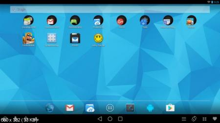 Andy Android Emulator 46.2.207 Final + ROOT