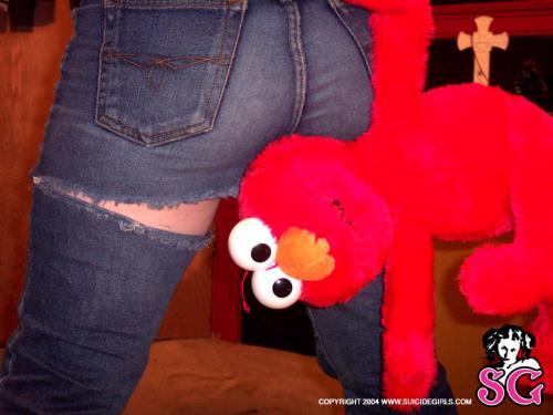 10-16 - Rocket - Elmo