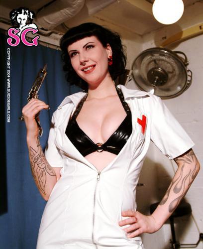06-14 - Jenna - Nurse Jenna