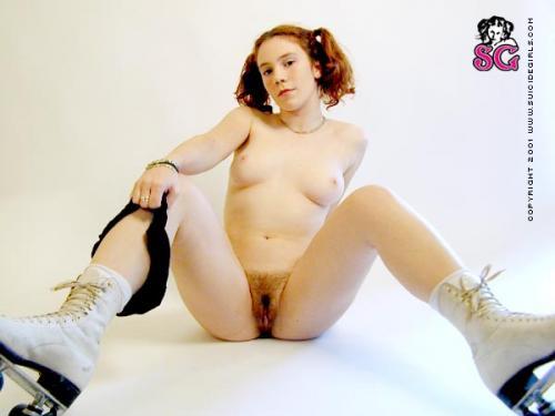 09-22 - Sasha - Roller Girl