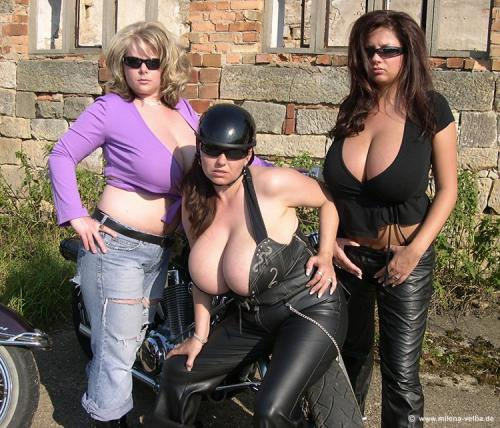 Busty Bike Babes (2011 sep)