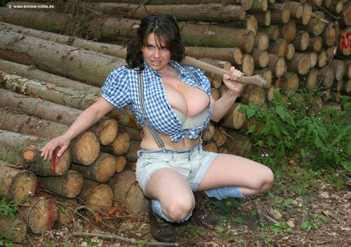 Lumber Jacky (2010 july)