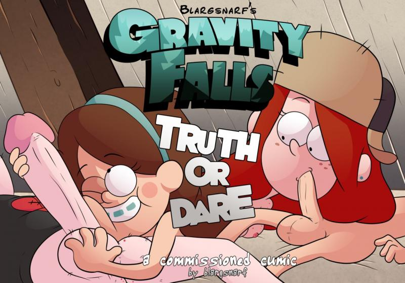 Blargsnarf - Gravity falls truth or dare NEW