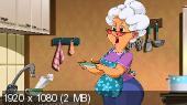 Маша и Медведь. Машкины страшилки. 1-14 серия (2014-2016) WEB-DL 1080p