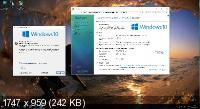 Windows 10 Professional x86/x64 UralSOFT 10586 v.93.15 (RUS/2015)