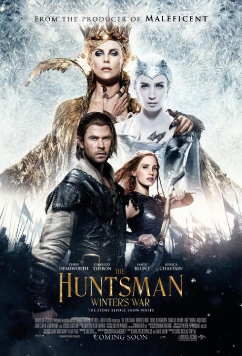 �owca i Kr�lowa Lodu / The Huntsman Winter's War (2016) PLSUBBED.HC.480p.WEBRiP.XViD.AC3-OzW    +rmvb  +MKV   NAPISY PL