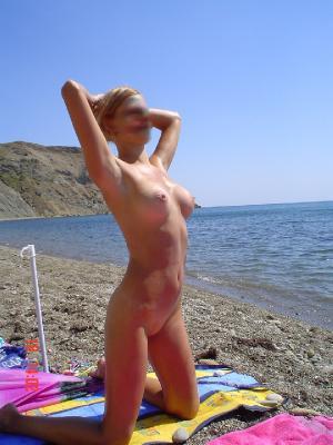 Hot amateur blonde nude pics