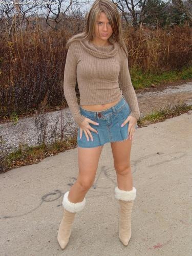 139 - Fur Boots