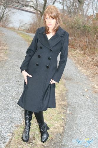Set 0570 - In Only A Coat