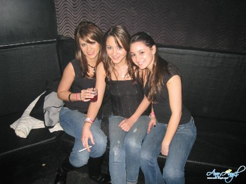 Set 0579 - Clubbing With Twins