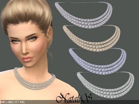Колье, ожерелья, ошейники - Страница 4 Fb7fa9c2e63ba38d26a452f75c9f5337