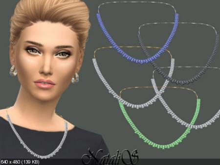 Колье, ожерелья, ошейники - Страница 4 B278c1bbb590dd461d18020044c2c53b