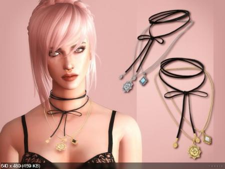 Колье, ожерелья, ошейники - Страница 4 41e5337520b4ba21e78460781164cf47
