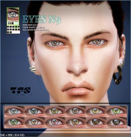 Глаза, контактные линзы - Страница 5 E161d9464f533c070e7c504f755fff2c