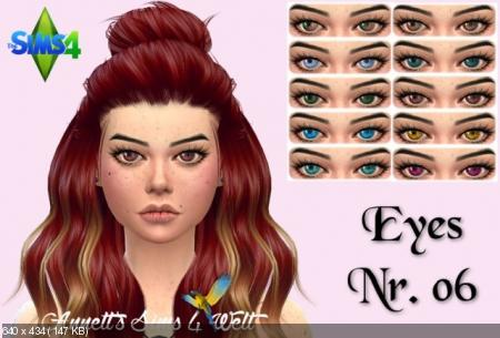 Глаза, контактные линзы - Страница 5 4157aec46d1683be743fa8665e03b537