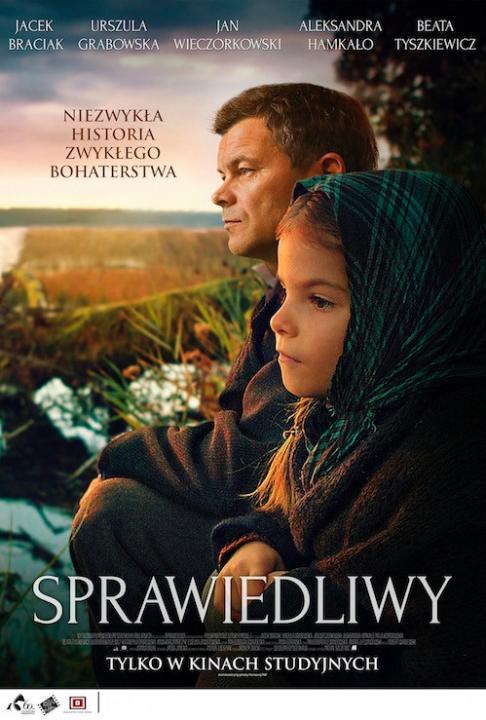 SPRAWIEDLIWY (2015) FILM POLSKI