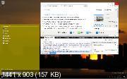 Windows 10 Enterprise S x64 v.14352 RS1 Mini 2x1 by Lopatkin