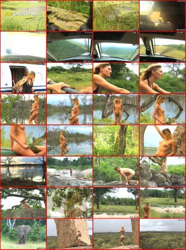 Elly Zimbabwe Safari 480p