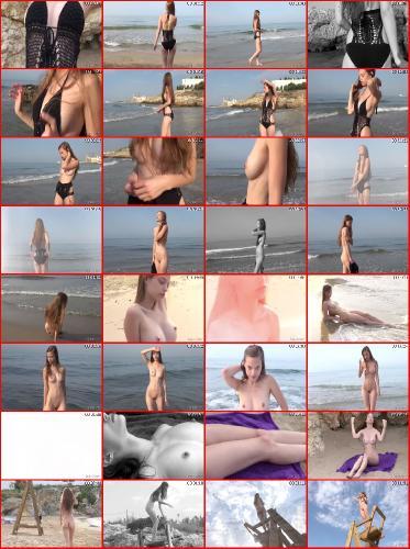 Ryonen Nude Beach 1080p