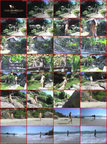 Gislane Seaside 480p